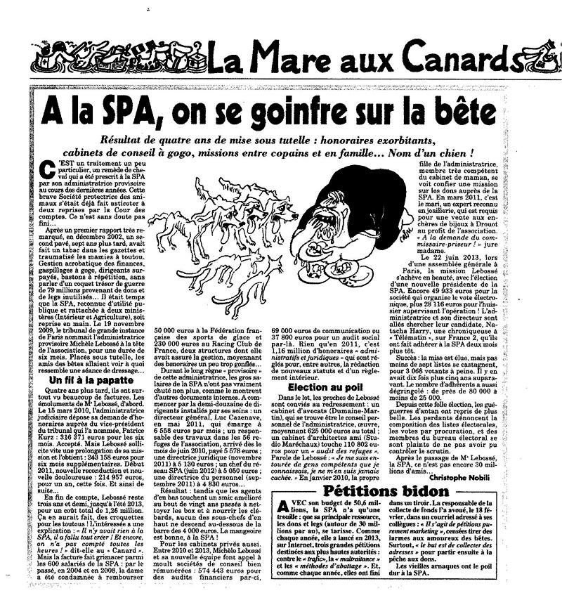 article-Canard-Enchaîné-SPA-de-Paris-opt